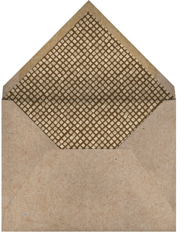 50 Looks Best On You - Paperless Post - Envelope