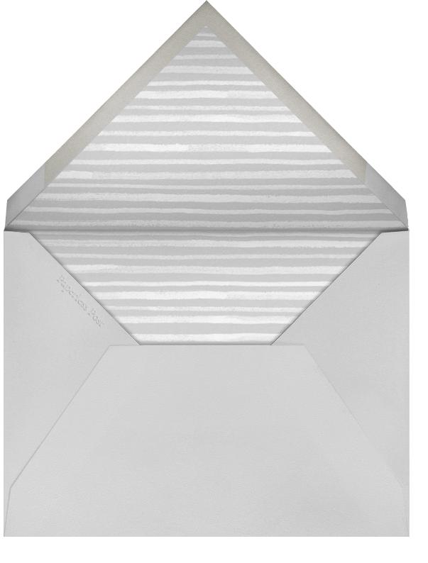 Wedding Knot (Light Blue) - Paperless Post - Envelope