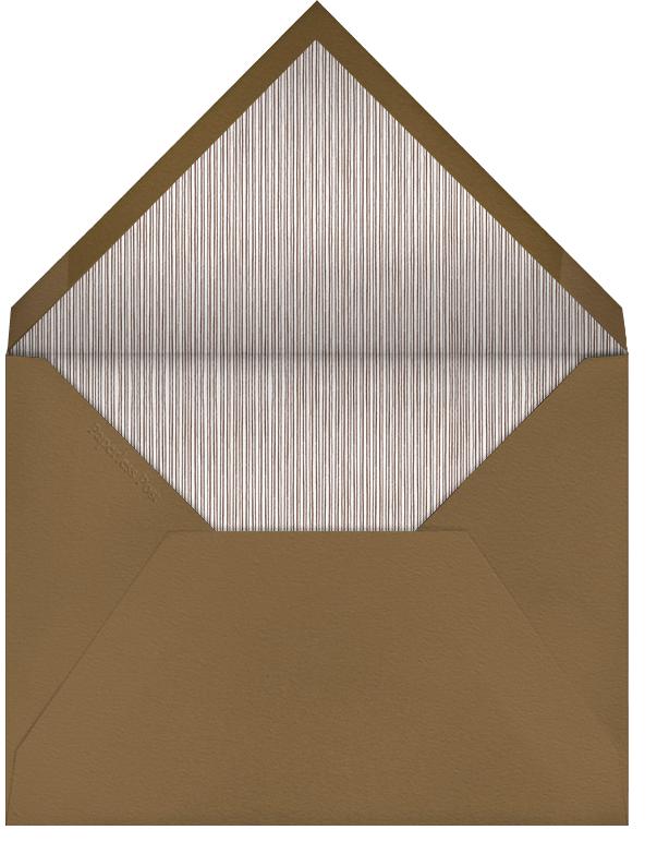 Cowboy - Paperless Post - Envelope