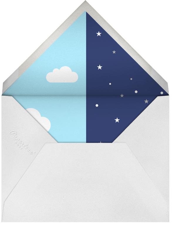 Sol y Luna - Paperless Post - Birthday - envelope back