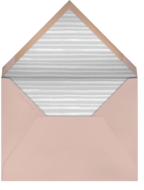 My Flower Girl - Paperless Post - Wedding party requests - envelope back