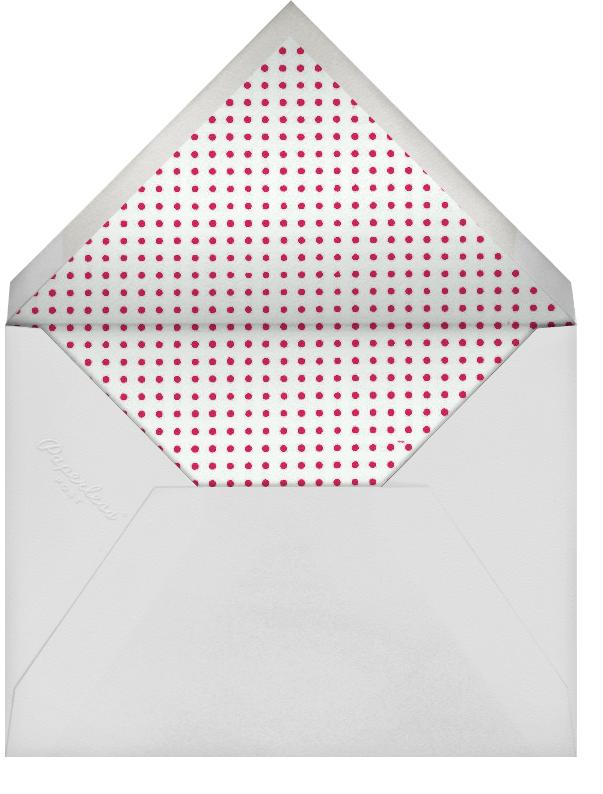 Happy Birthday To You - Paperless Post - Birthday - envelope back