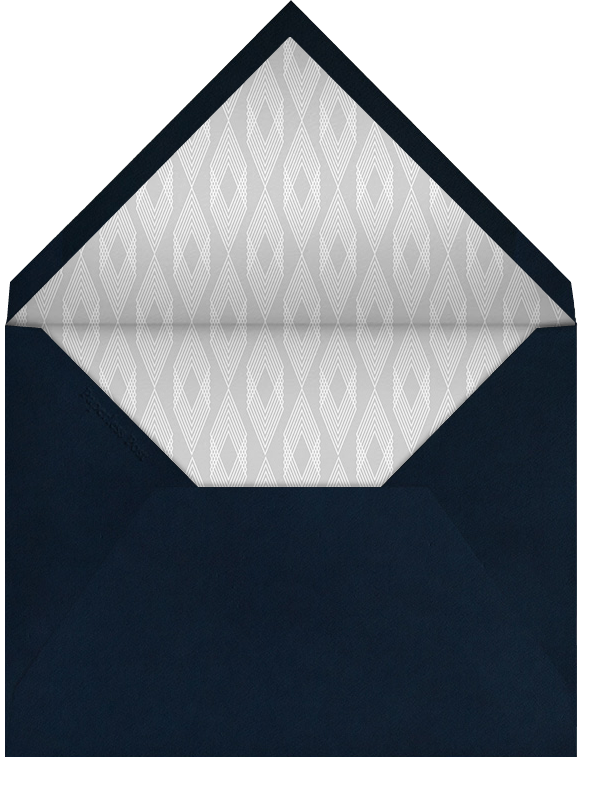 Disco - Paperless Post - New Year's Eve - envelope back