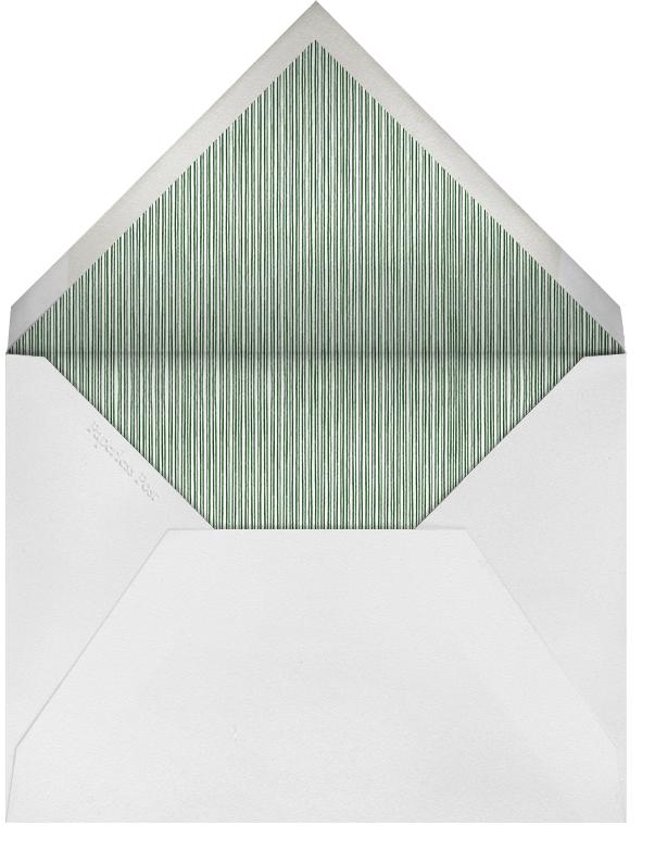 Green Velvet - Paperless Post - null - envelope back