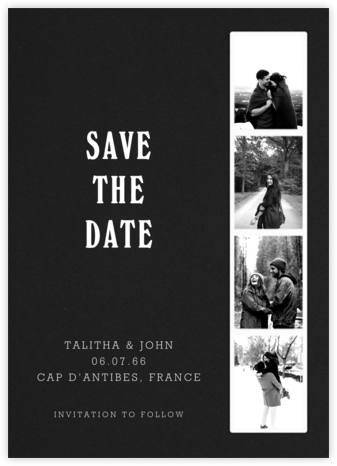 Photo Booth - Pitch - Paperless Post - Save the dates