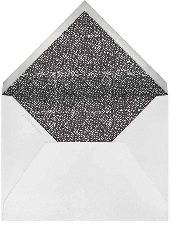 Watch Out For The Crocs - Black - Mr. Boddington's Studio - Kids' birthday - envelope back