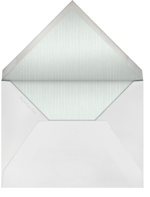 Regency (Tall) - Gray - Paperless Post - All - envelope back
