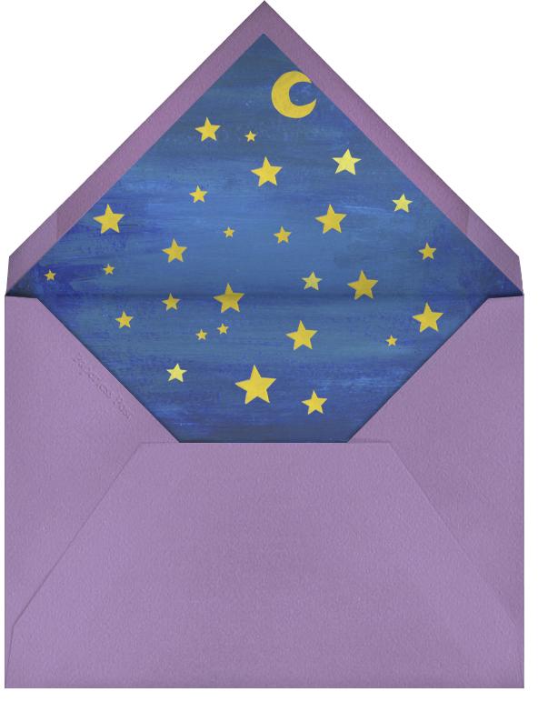 Kid's Ship - Pink - Paperless Post - Kids' birthday - envelope back