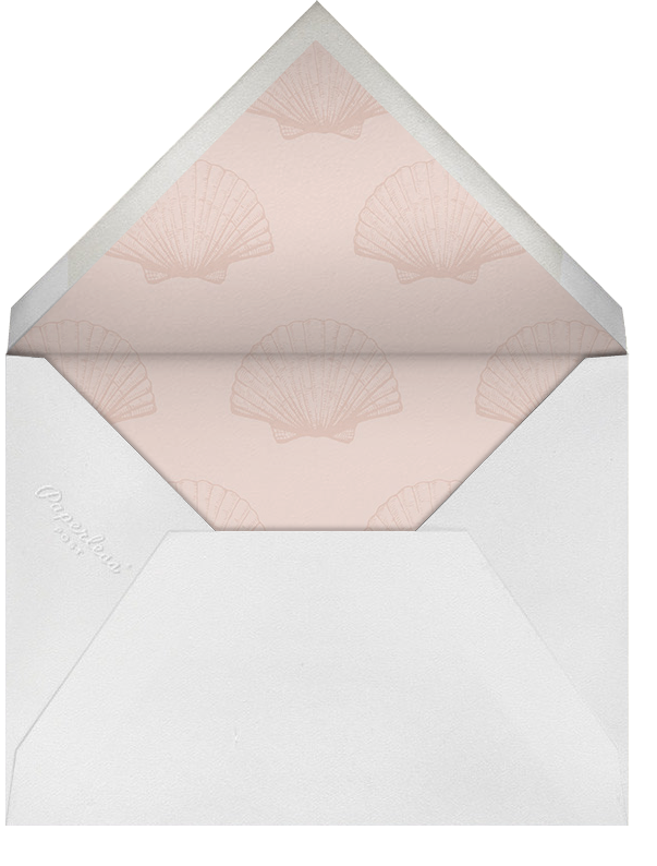 Indented Rounded Corners Tall - Antique Pink - Paperless Post - All - envelope back