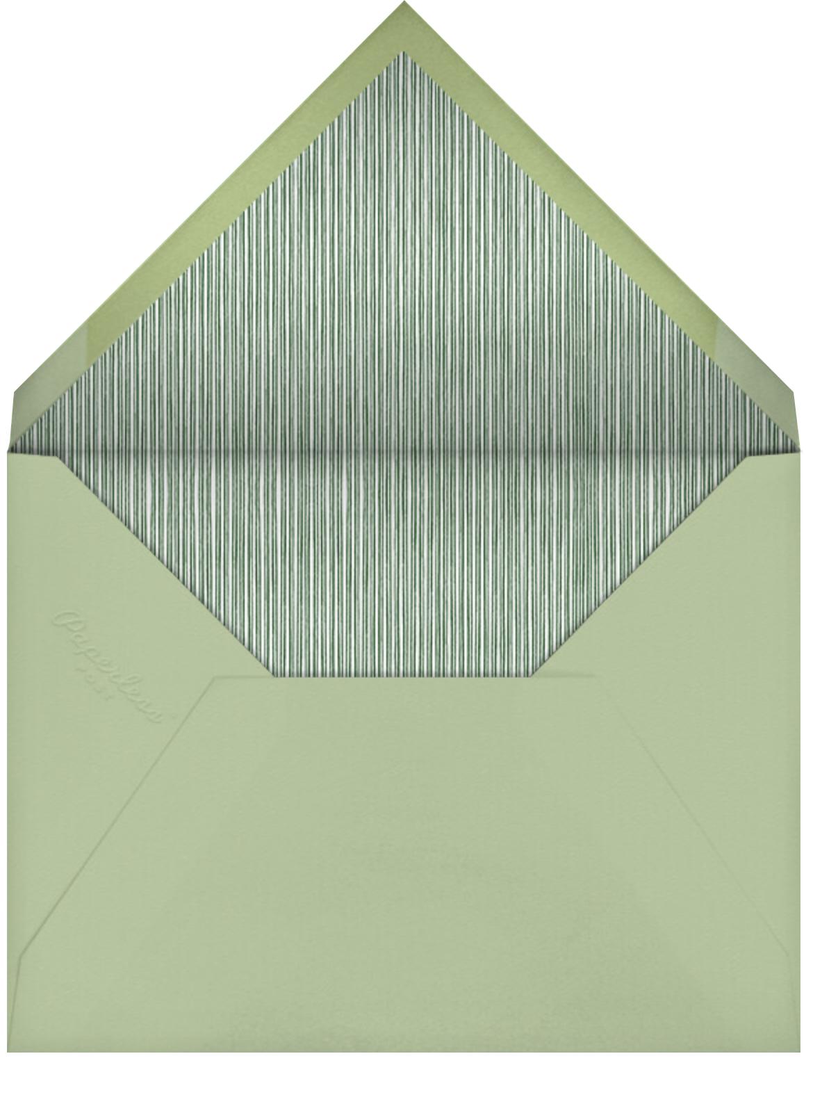Blossom - Paperless Post - Envelope