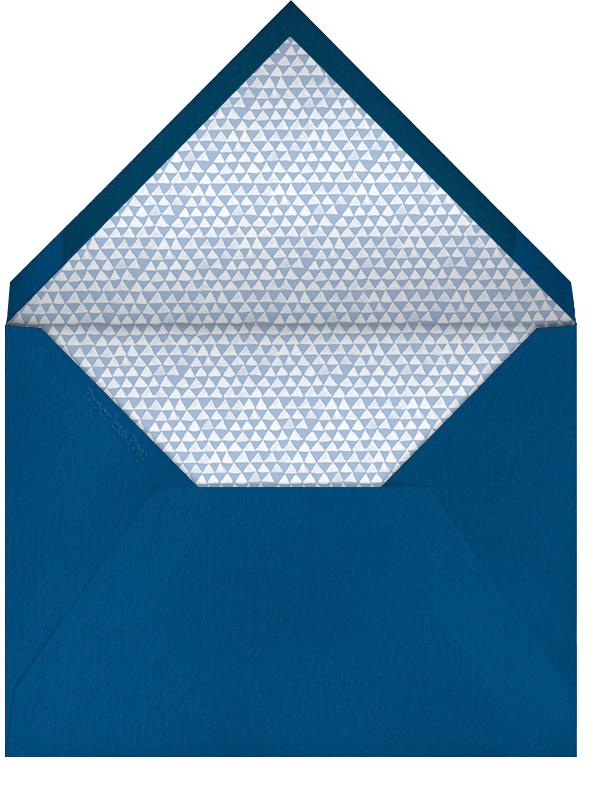 Sailor Sweater - Paperless Post - Summer entertaining - envelope back