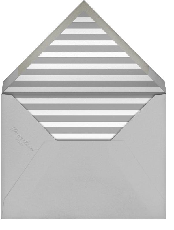 Simple Script (Invitation) - Gray - Paperless Post - All - envelope back