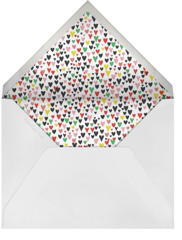 Elephants Parade Madison - Japanese Mix - Mr. Boddington's Studio - Baby shower - envelope back