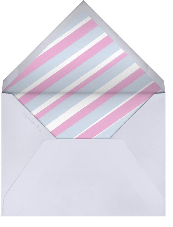 Tea Party (Blue) - Paperless Post - Kids' birthday - envelope back