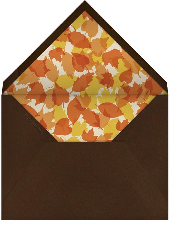 Rosewood (cream) - Paperless Post - General entertaining - envelope back