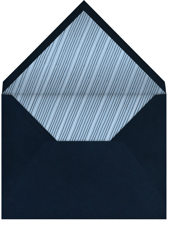 Confetti (Blue) - Paperless Post - Bar and bat mitzvah - envelope back