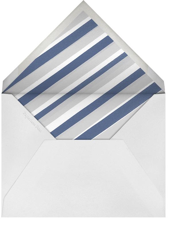 Costa Smeralda - Dark Blue - Paperless Post - Anniversary party - envelope back