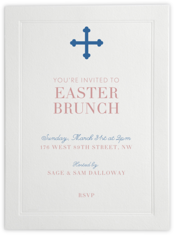 Standard - Paperless Post - Easter invitations