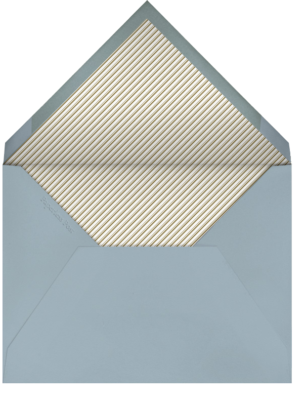 Mignonette Horizontal - Pacific - Paperless Post - Personalized stationery - envelope back