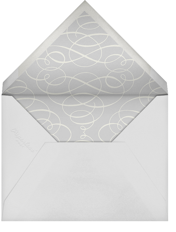 Simple Script (Stationery) - Gray - Paperless Post - General - envelope back