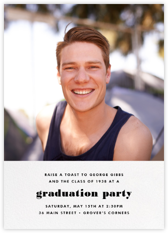 Split Screen - White - Paperless Post - Online Party Invitations