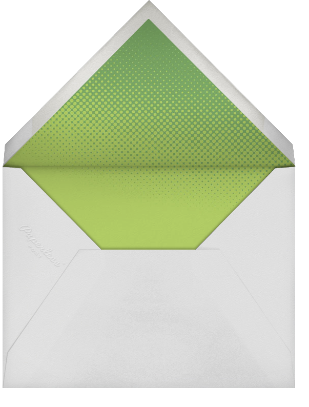 Margarita - Paperless Post - Milestone  - envelope back