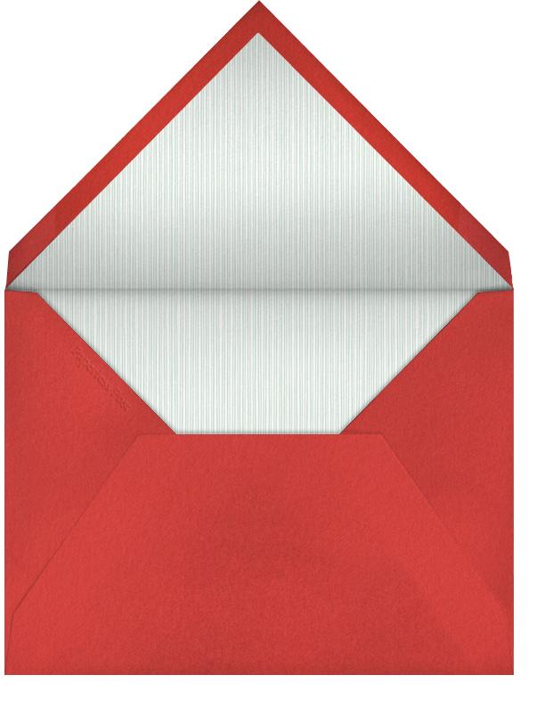 Window Pane - Mint - Paperless Post - Birth - envelope back