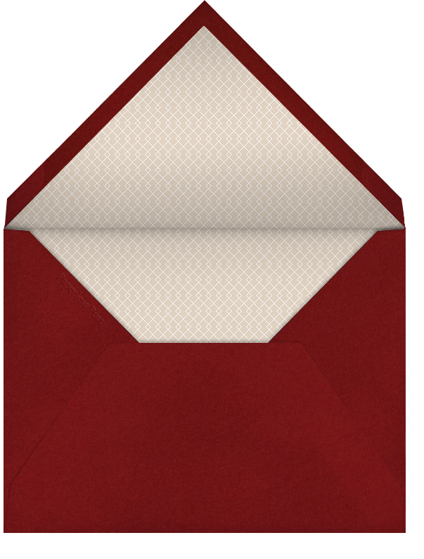 Infographic (Tall) - Red - Paperless Post - Adult birthday - envelope back