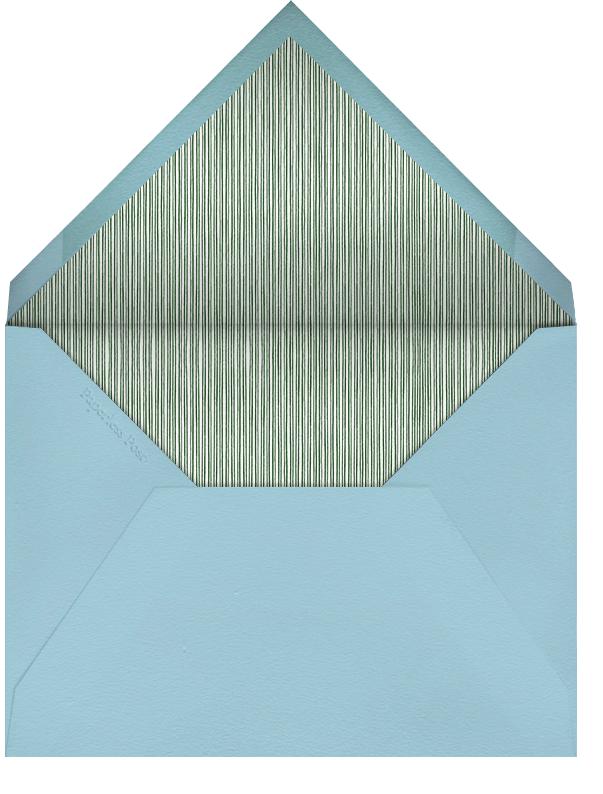 Pink Peony Frame - Paperless Post - Easter - envelope back