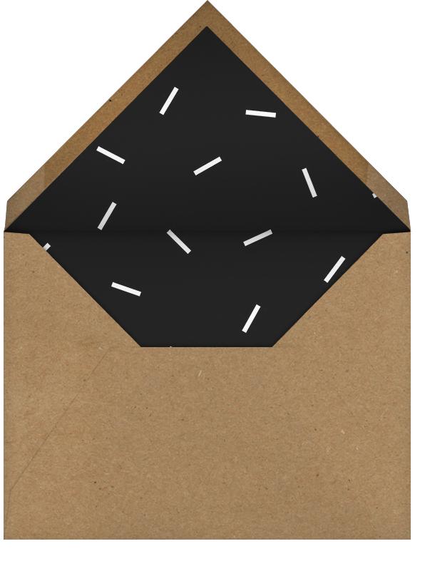 Split Screen - White - Paperless Post - Graduation party - envelope back