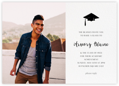 Photo Spread - White - Paperless Post - Invitations