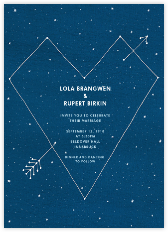Constellations - Tall - Paperless Post -