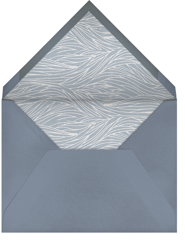 Vintage Wave - Tall - Paperless Post - Envelope
