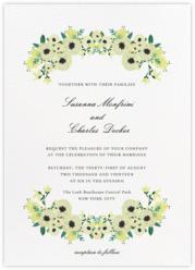 A Floral Wedding