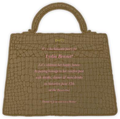 Bag of Tricks - Artichoke - Paperless Post -