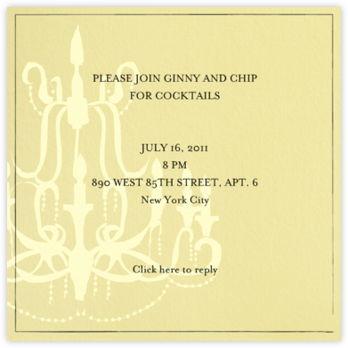 Oh Lovely Day - Sunshine - Mr. Boddington's Studio - Engagement party invitations