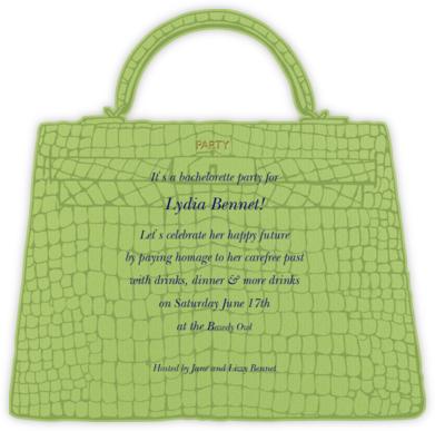 Bag of Tricks - Charterhouse - Paperless Post - Bachelorette Party Invitations