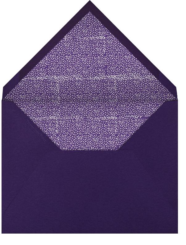 My Turn - Purple - Mr. Boddington's Studio - Envelope