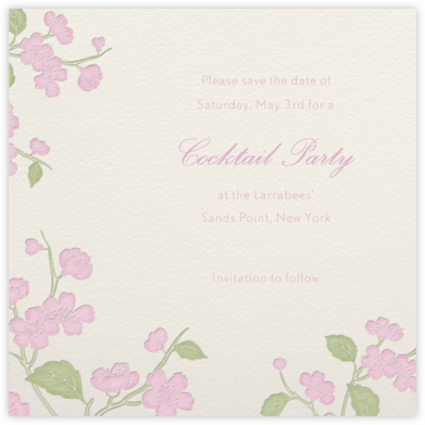 Blossom - Paperless Post