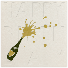 Champers Pop - Paperless Post - Online greeting cards