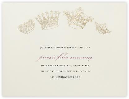 Crowns - Bernard Maisner - General entertaining