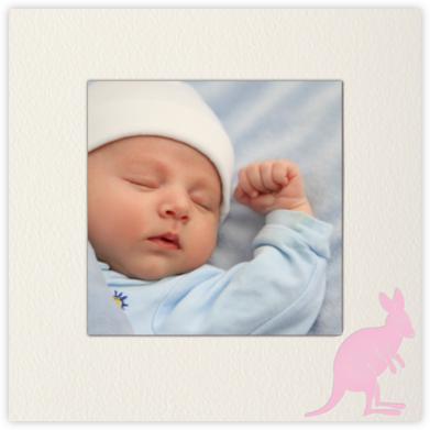 Kangaroo (Cream) - Paperless Post -