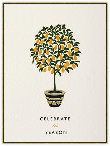 Kumquat Tree - Paperless Post -