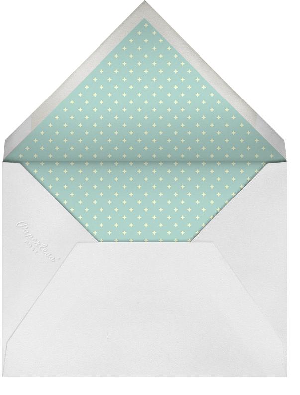 Brunch - Paperless Post - Rehearsal dinner - envelope back