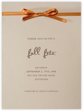 Atacama - Paperless Post - Invitations