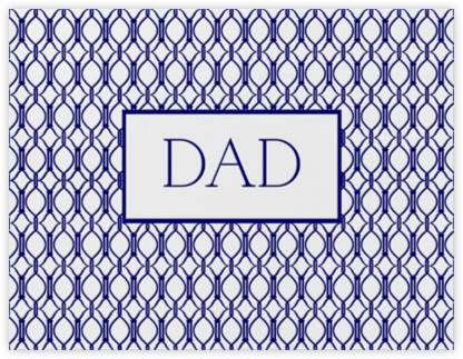 Cadogan (Navy) - Paperless Post - Father's Day Cards