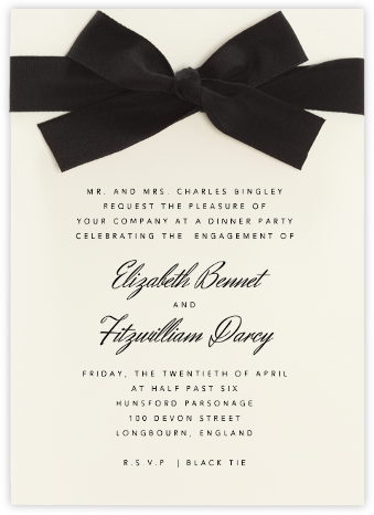 Cambon - Paperless Post - Engagement party invitations
