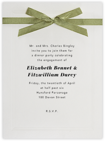 Dubliner - Paperless Post - Engagement party invitations
