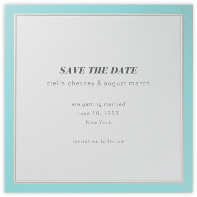 Grasse - Paperless Post - Save the dates