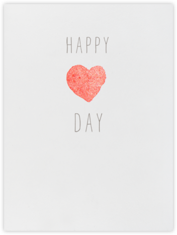 Happy Heart Day - Linda and Harriett - Holiday cards